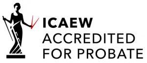 ICAEW probate practitioner logo